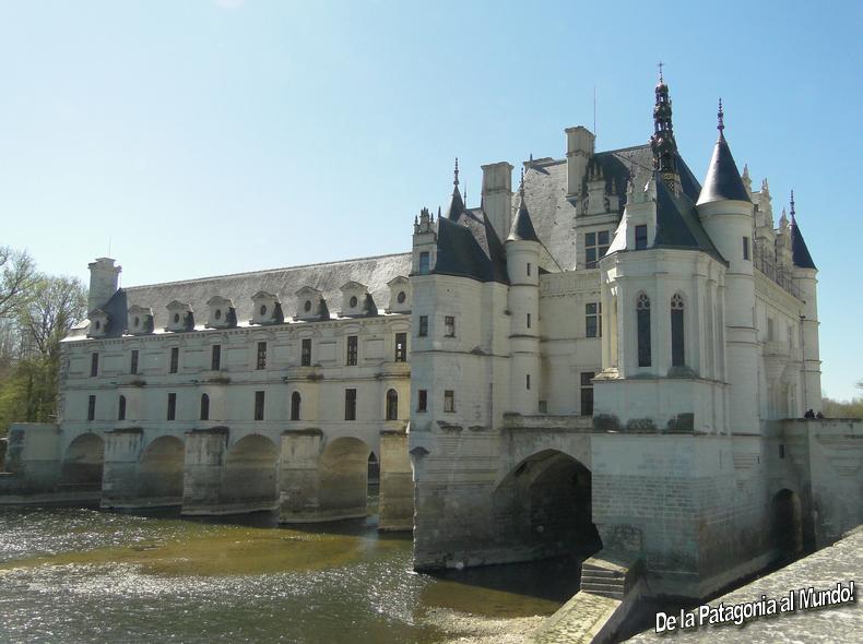 Castillo de Chenonceau,