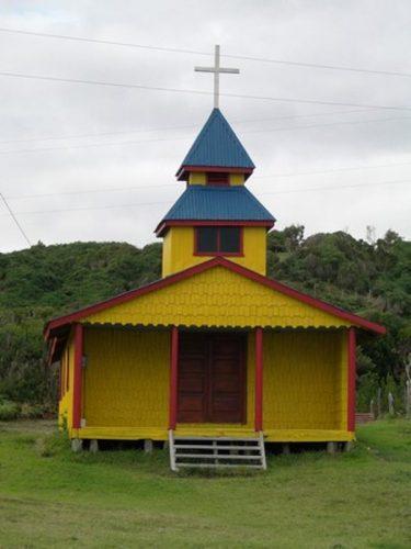 Iglesia de Chiloé