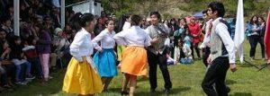 Baile típico chilote