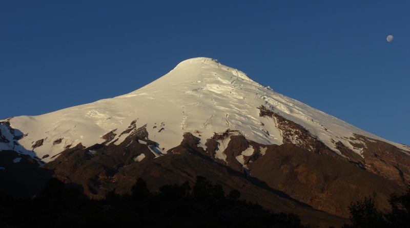 Volcán Osorno 2652mts – Chile