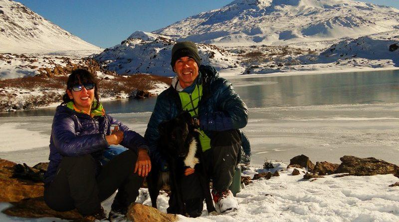 Trekking invernal a Laguna de las Penas – Caviahue