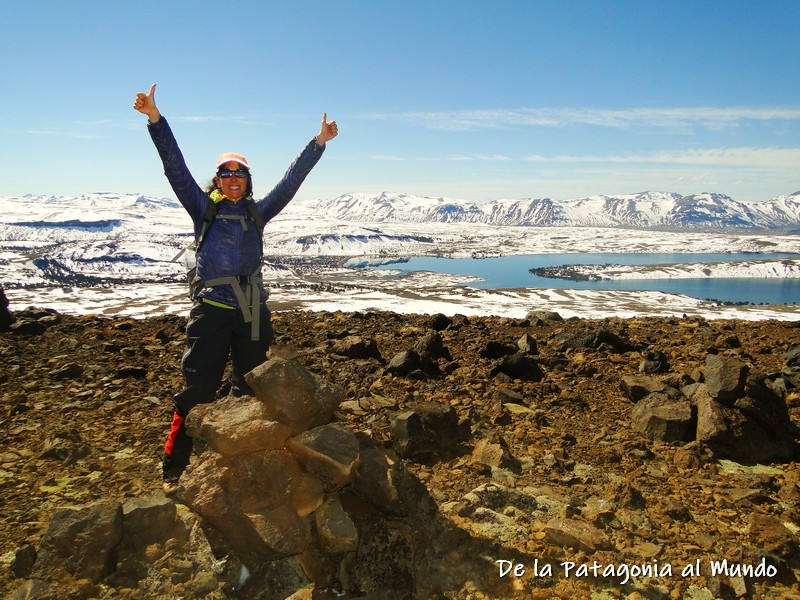 Cumbre Cerro La Boa